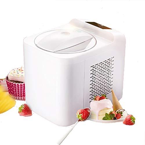 Find Discount only U Ice Cream Marker, 1L High Capacity Full Automatic Soft Hard Ice Cream Machine, ...