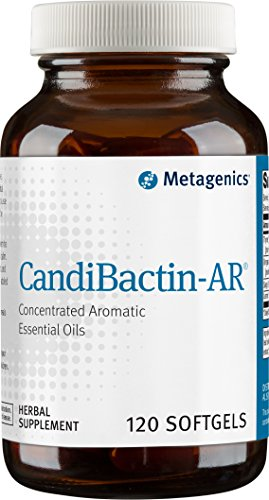 Metagenics CandiBactin-AR® – Concentrated Aromatic Essential Oils* | 120 count