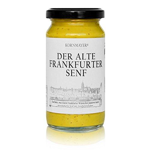 Kornmayers Der Alte Frankfurter Senf mit Gewürzen 210ml