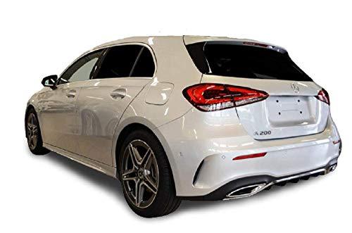 Solarplexius Auto-Sonnenschutz Scheiben-Tönung passgenau für Mercedes A-Klasse W177 ab 2018 Komplettsatz Keine Folie