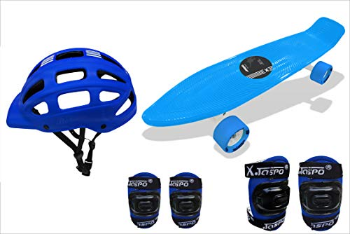 Jaspo Ride on Penny Board Intact Skateboard Combo (22