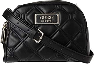 GUESS Womens Mini Cross-body Bag, Black - VG745069