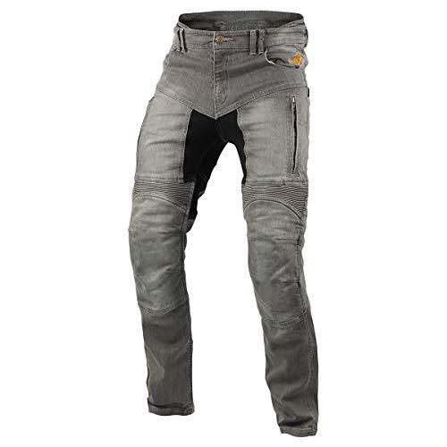 Trilobite 661 PARADO Herren Jeans hellgrau, Größe 38W/32L