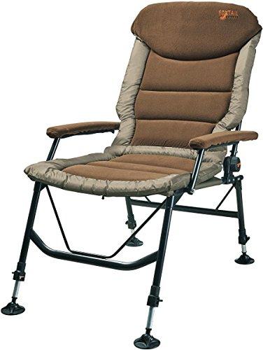 Foxtail Outdoor Camping Fischer Karpfen-Stuhl Dreamline Long zum Angeln