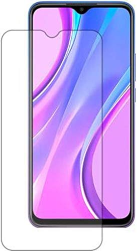 EASYBIZZ 2.5D 0.3mm Tempered Glass Screen Protector for Mi Redmi 9A