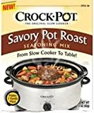 Crock Pot Savory Herb Chicken Seasoning Mix (1.5 oz Packets) 3 Pack