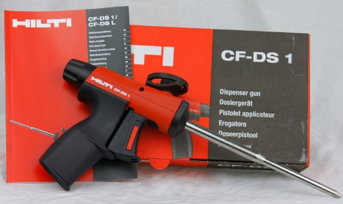 CF-DS1 HILTI Deluxe Dispenser for Foam Insulating Sealant CF-DS-1