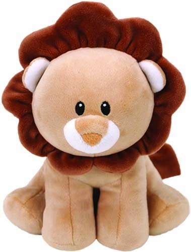 TY 82162 - Bouncer, leone, 17 cm, colore: Marrone