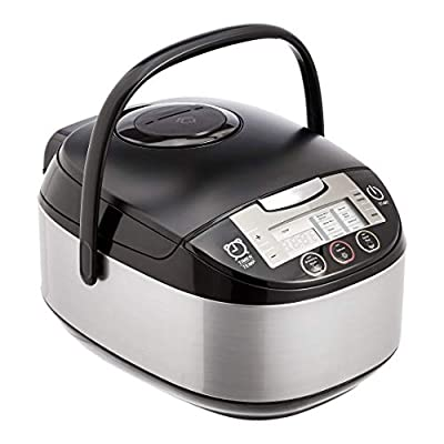 AmazonBasics Multi-Functional Rice Cooker