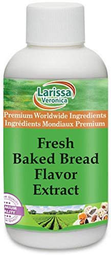Fresh Baked Bread Flavor Extract (4 oz, ZIN: 529190)