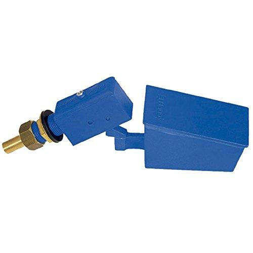 COPELE Válvula Alta Presión con Racor, Azul, 5x18x6 cm, 50526