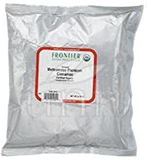 Frontier Natural Products - Cinnamon Ground Vietnamese Premium Organic - 1 lb. ( Multi-Pack)