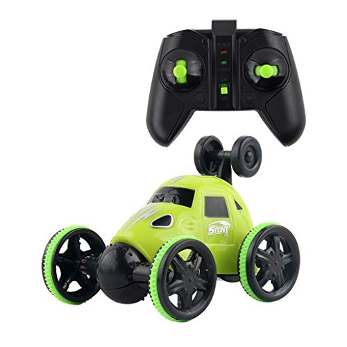 Yeefant Remote Control Car 360 Degree Rotating Tumbling Car Toy Gift for Kids RC Car Remote Control Stunt Car Monster Truck Rotating Tumbling High Speed Rock Crawler Vehicle Racing Vehicles for Kids Photo #3