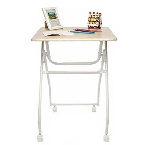 YUN-X Table Pliante Amovible pour Bureau