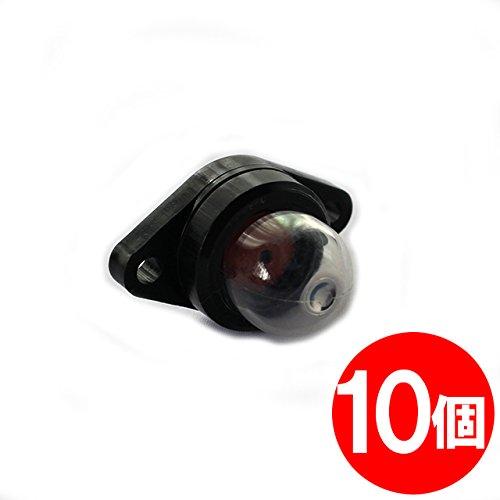 【FocusOne】10個 ワルボロ製 キャブレター用 プライマリーポンプ WPV07 互換品 【刈払機・草刈機・ブロワーなどに】