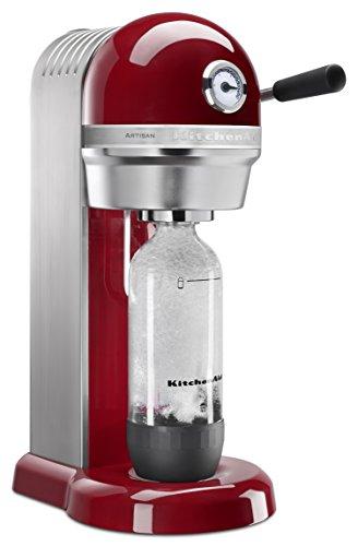 KitchenAid Sparkling Beverage Maker, Empire Red