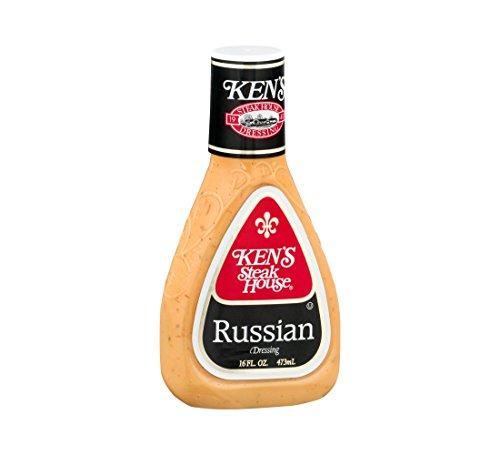 Ken's Steak House Russian Dressing, 16 Ounce
