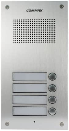 Ranking TOP1 Commax 4-Button Audio Intercom Lobby Build New arrival Panel 4-Apartment for