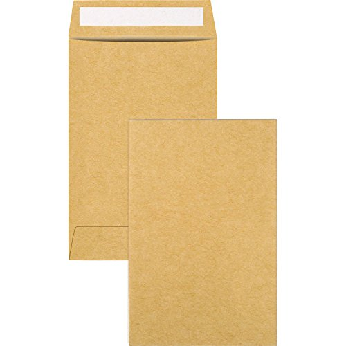 Sumind 60 Pack Coin Envelopes Kraft Mini Small Parts Envelopes 2.4 x 3.5 Inches for Coin, Jewelry, Stamps, Craft Supplies, Small Items