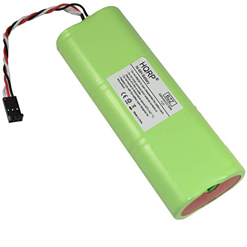 HQRP Battery Compatible with SuperBuddy, Super-Buddy 21 29 Satellite Signal Meter Applied Instruments 742-00014