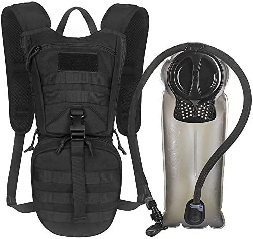 Unigear Tactical Hydration Packs Backpack 1050D...