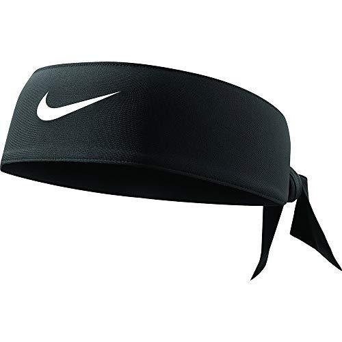 Nike Erwachsene Dri-Fit Head Tie 2.0 Stirnband, midnightnavy/White, OneSize