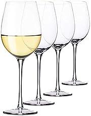 Crystalware Glass Wine Glass