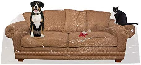 Best Houseables Couch Covers For Dogs, Cat Scratch Deterrent, 96