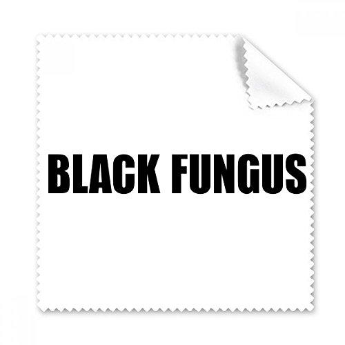 DIYthinker Black Fungus Gemüse Foods Brillenputztuch-Reinigungstuch Telefon Schirm-Reinigungsmittel 5pcs Geschenk