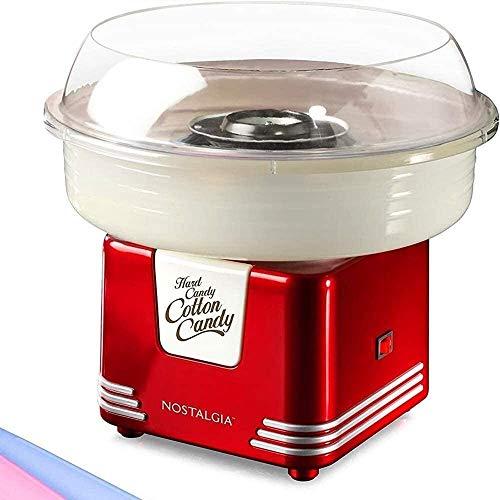Azucar para maquina de algodon Cotton Candy Machine ama de casa de azúcar hilado de la máquina de la melcocha la seda del caramelo de la máquina completamente automática conveniente for las varias Par