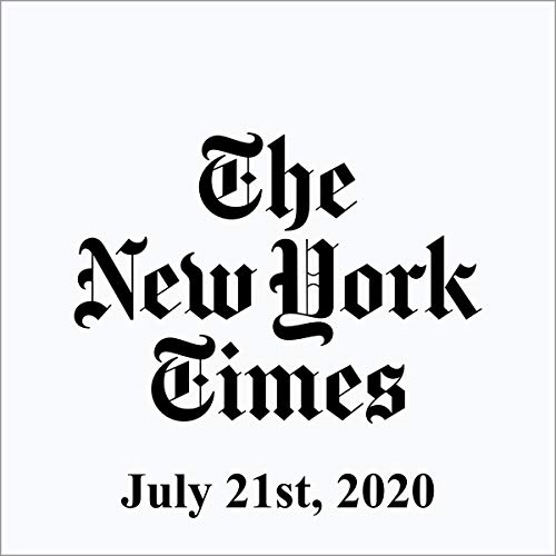 July 21, 2020 cover art