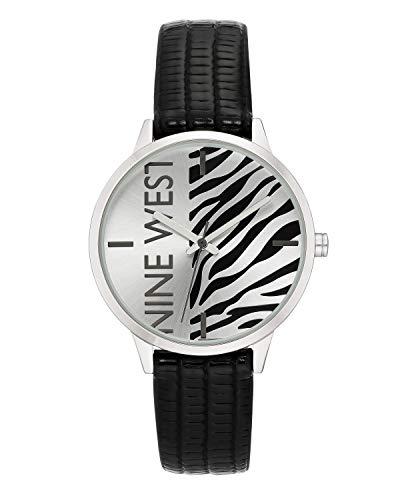 Nine West Dress Watch (Model: NW/2523ZEBK)