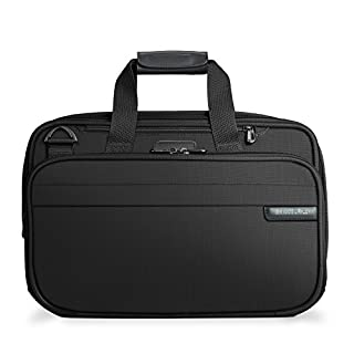 Briggs & Riley Baseline Expandable Cabin Bag, 40.2 Liters, Black (B000KE5OY8) | Amazon price tracker / tracking, Amazon price history charts, Amazon price watches, Amazon price drop alerts