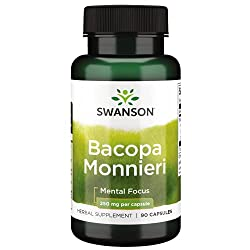 Swanson Bacopa supplement