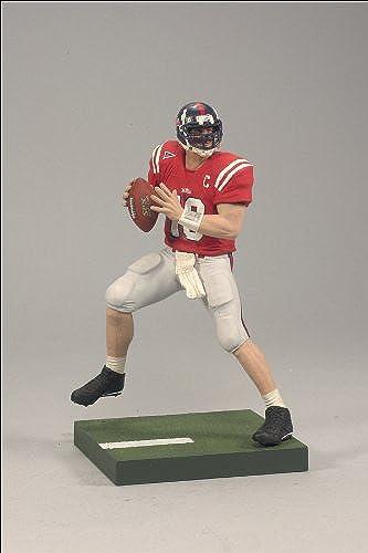 Mcfarlane College Football Series 2 Figure Eli Manning Ole Miss