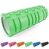 ActiveForever Rodillos de Espuma EVA,Rodillo de Espuma,para Rodillos de Masaje de Tejido Profundo,Seis Colores para La Selección (Verde)