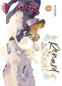Le renard et le petit tanuki Edition simple Tome 3