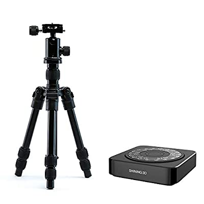 Industrial Pack (Tripod and Turntable) for Einscan Pro 2X, 2X Plus and HD 3D Scanner