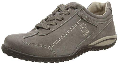 Gabor  Tote,  Damen Sneakers , Grau - Grey (Brown Nubuck) - Größe: 40.5 (7 UK)