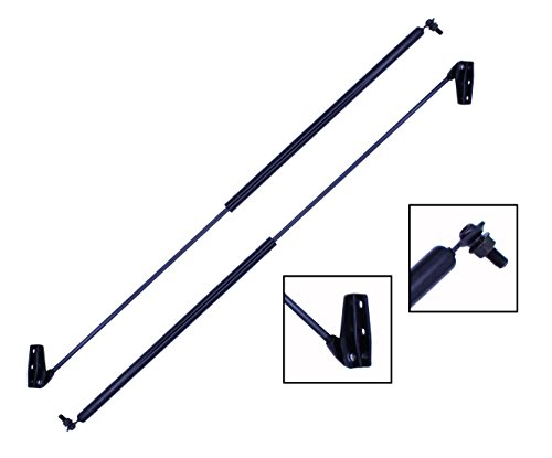 2 Pieces (SET) Tuff Support Hatch Lift Supports 1995 To 1999 Mitsubishi Eclipse (Non-Convertible) / 1995 To 1998 Eagle Talon