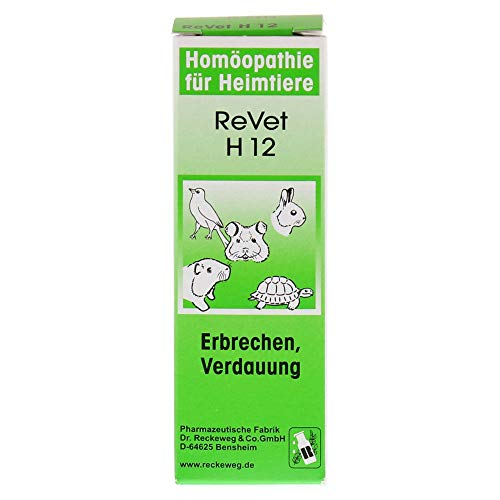 REVET H 12 Globuli f.Heimtiere 10 g