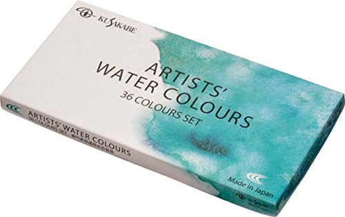 KWC Watercolors NW-36 36 Color
