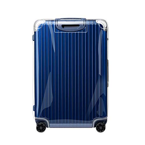 Sunikoo Luggage Cover for HYBRID Suitcase Protector Transparent PVC Case