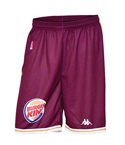 Orléans Loiret Basketball-Shorts für Kinder 2018-2019 XX-Small Pourpre