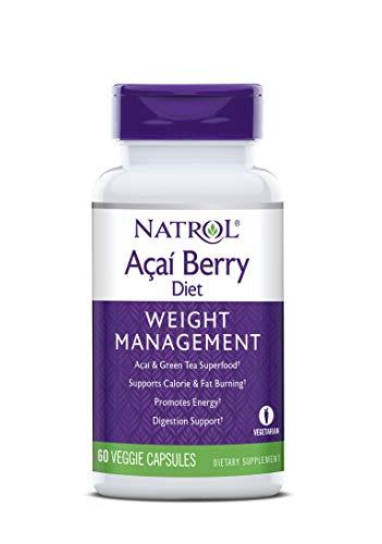 Natrol Acai Berry Diet, 60 Capsules