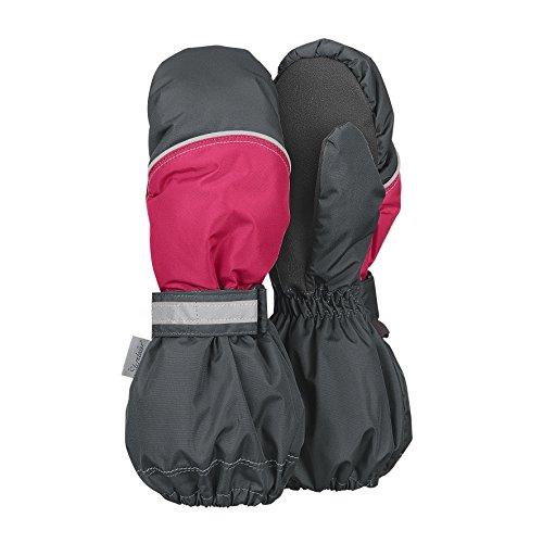 Sterntaler Sterntaler Baby-Mädchen Stulpen Handschuhe, Grau (Eisengrau 577), 1
