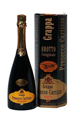 Brotto Grappa Prosecco Cartizze 0,7l 42%