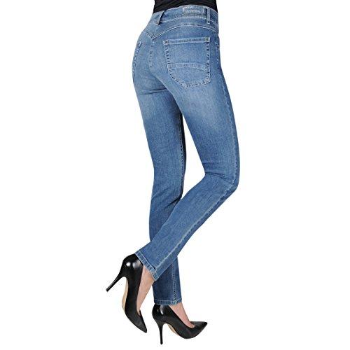 Zerres Jeans CARLAblau Gr. 34 - (4005-560FB 68 GR.34)