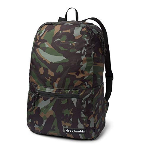 Columbia Pocket Daypack II Rucksack, Grün Camouflage (Surplus Green Glen Camo), O/S