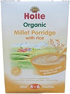 Holle - Papilla Mijo con Arroz Holle 250 gr 4m+